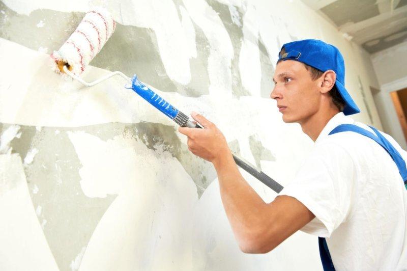 Aplicador papel de parede